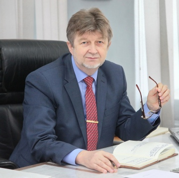 Director of the Center Prof. Igor Butikov